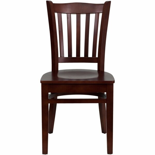 Duprey Solid Wood Dining Chair by Charlton Home