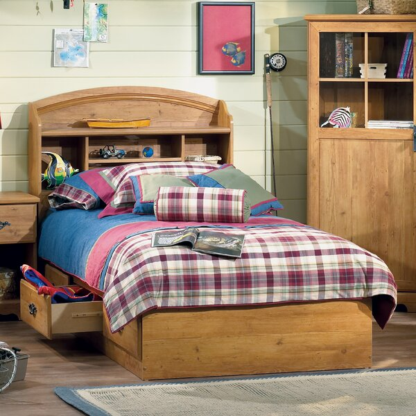 Roslindale Twin Mates & Captains Bed with Drawers by South Shore