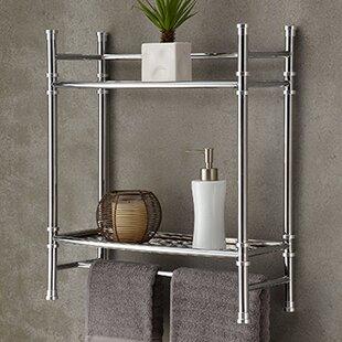 bath towel holder. Chrome Mounted Towel Rack Bath Holder R