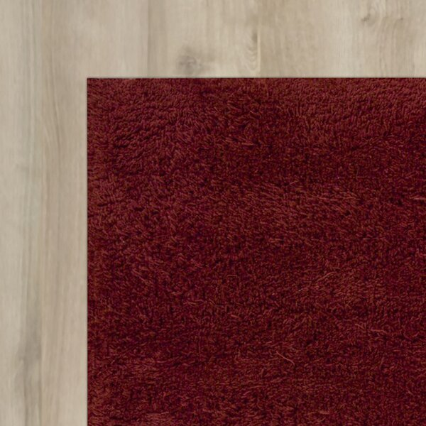 Wallaceton Red Area Rug by Alcott Hill