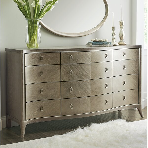Avondale Ash 12 Drawer Dresser by Caracole Compositions