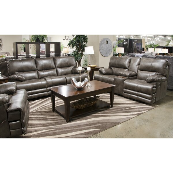 Complete Guide Austin Reclining Loveseat by Catnapper by Catnapper