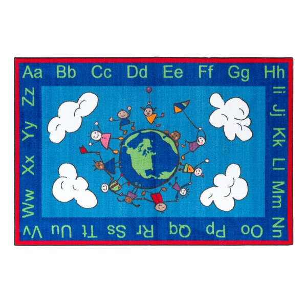 Happy World Kids Rug by Flagship Carpets