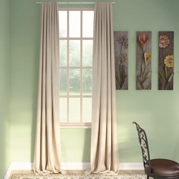 Blackout Curtain Panels (Set of 2) by Birch Lane™