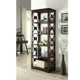 Stegmair Wooden Etagere Bookcase