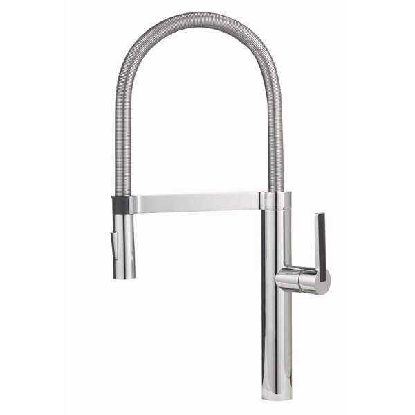 Linus Pull Out Single Handle Kitchen Faucet by Blanco