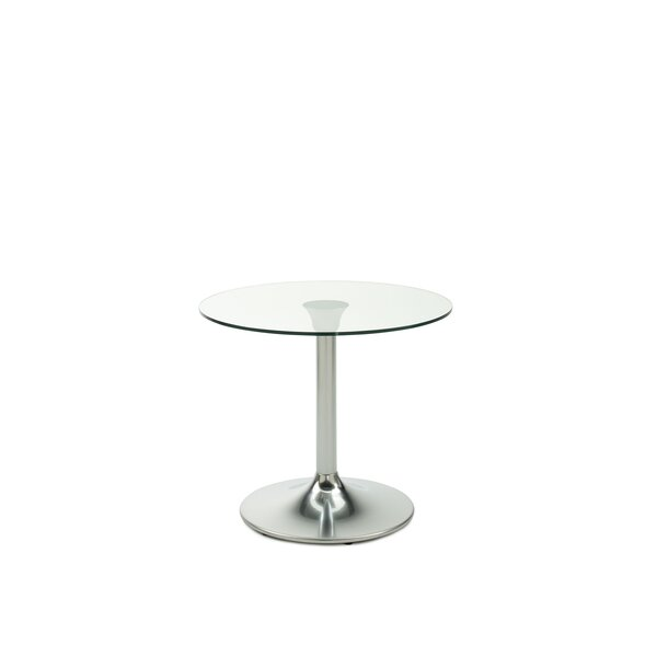 Glass Coffee Table by Trendway