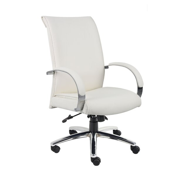 Margaret Caressoft Plus Executive Chair by Latitude Run