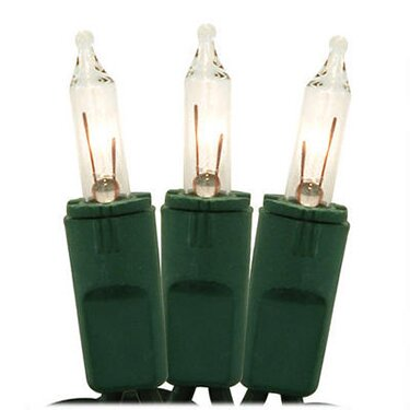 Perm-O-Snap Mini Christmas Light (Pack of 50) by Northlight Seasonal