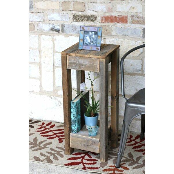 Mervyn End Table by Gracie Oaks