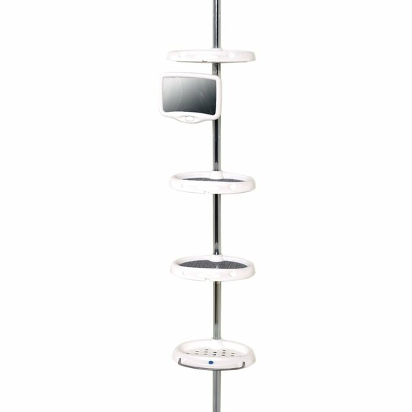 Corner Shower Caddy by Zenith Products