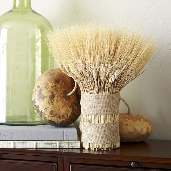Dried Wheat Bouquet by Birch Lane™