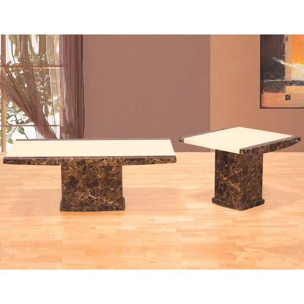 Saylor 2 Piece Coffee Table Set by Foundry Select Foundry Select