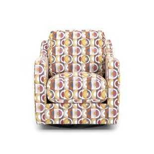 Axton Swivel Armchair by Latitude Run