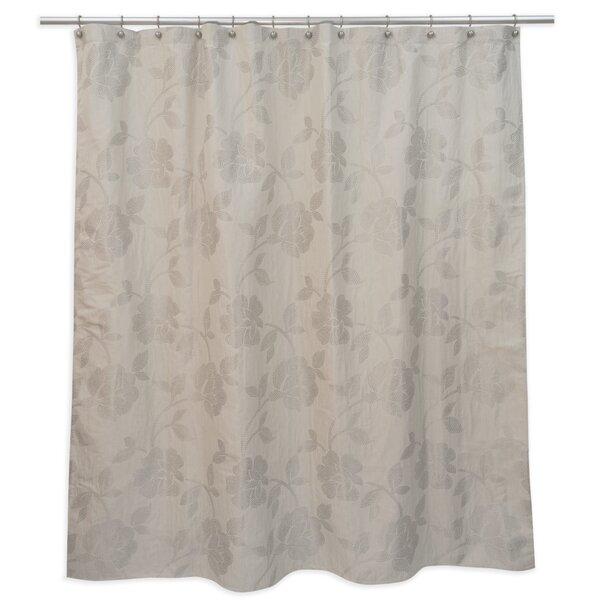 Massasoit Stone Shower Curtain by Ophelia & Co.