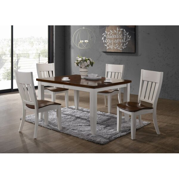 Chauncey 5 Piece Extendable Dining Set by Red Barrel Studio