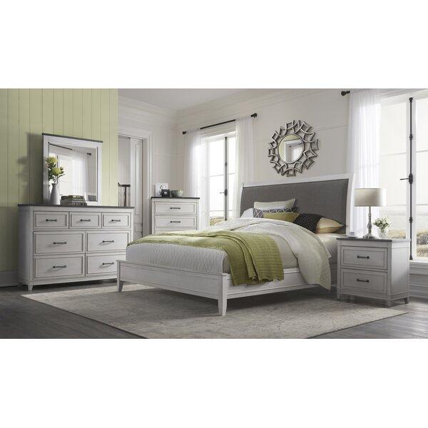 Del Mar Sleigh Configurable Bedroom Set by Alcott Hill