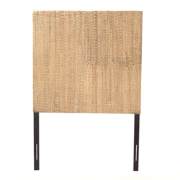 Grass Weave Panel Headboard by Padmas Plantation