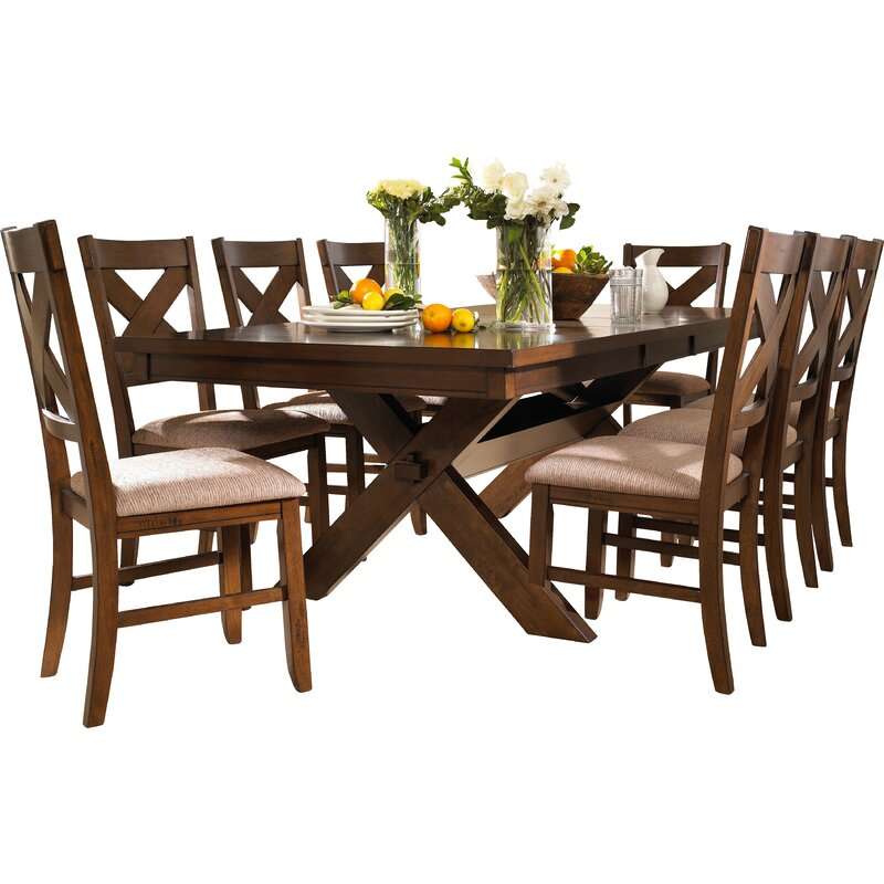Charmant Isabell 9 Piece Dining Set