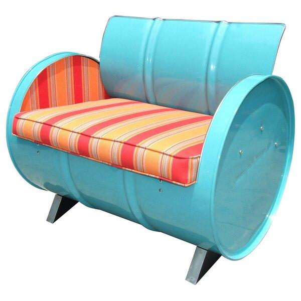 Tahoe Armchair by Drum Works Furniture