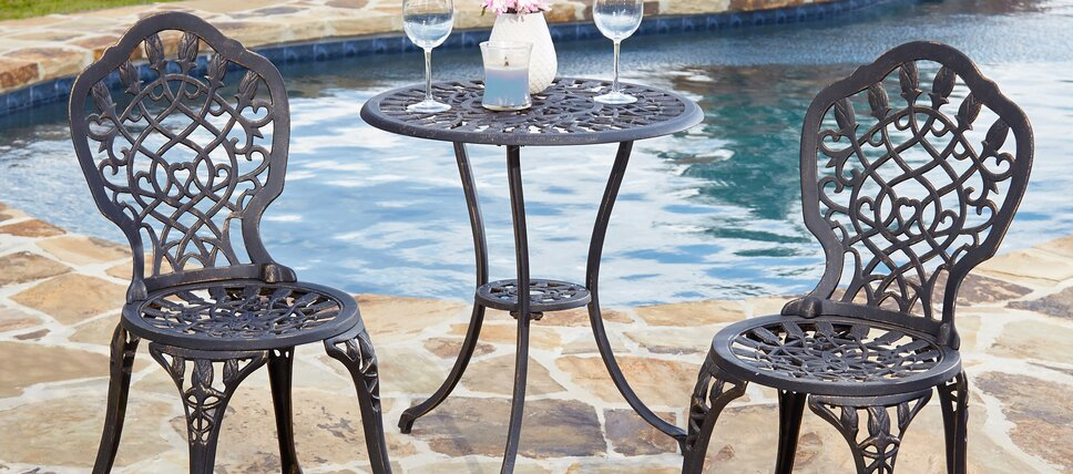 new arrivals patio dining sets