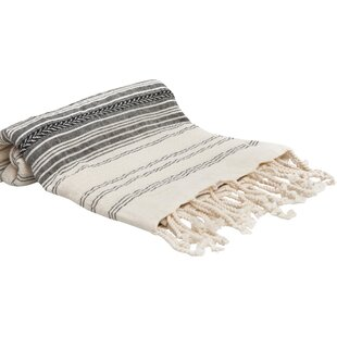 Zavier Hand Woven Turkish Cotton Bath Towel