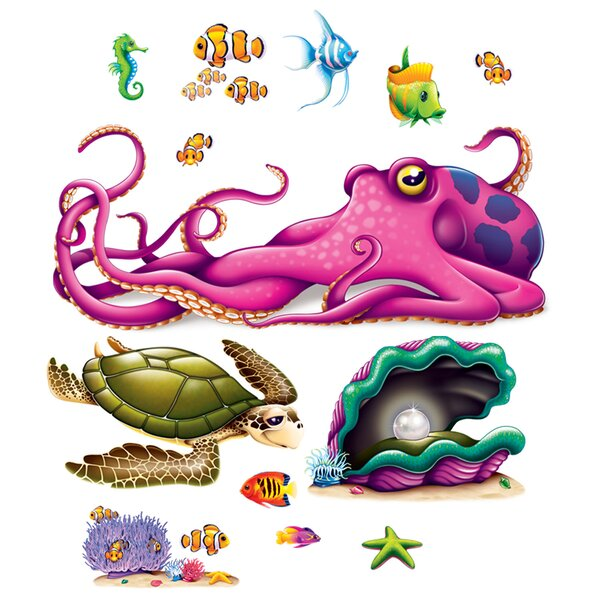 Sea Creature Props by The Beistle Company