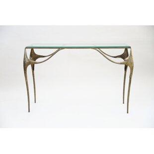 Dulcinea Console Table by Bloomsbury Market