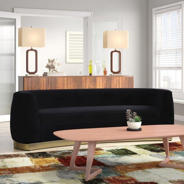 Antonsen Chesterfield Sofa by Orren Ellis