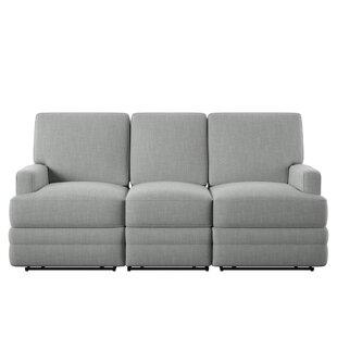 Kaiya Reclining Sofa by Wayfair Custom Upholstery?