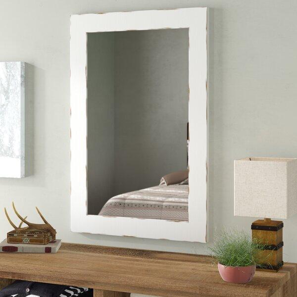 Longwood Wall Mirror by Union Rustic