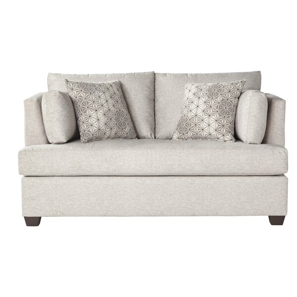 Perryman Loveseat by Ebern Designs