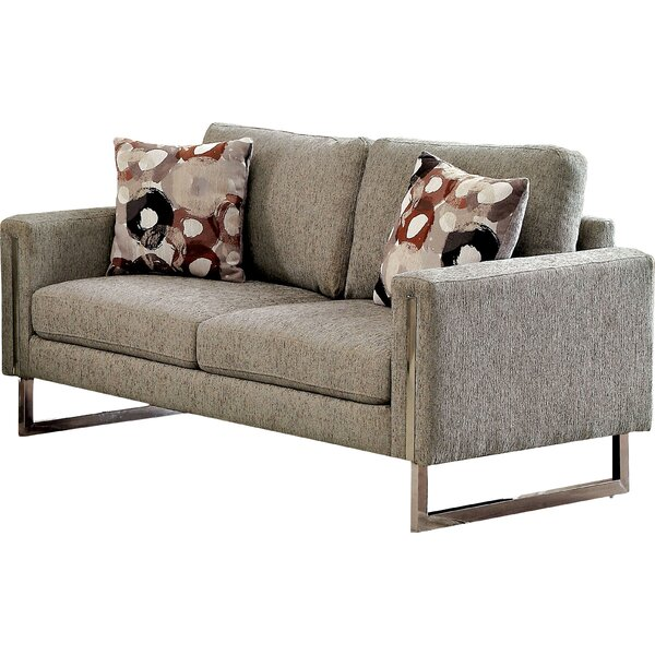 Alaraph Loveseat By Orren Ellis Great price