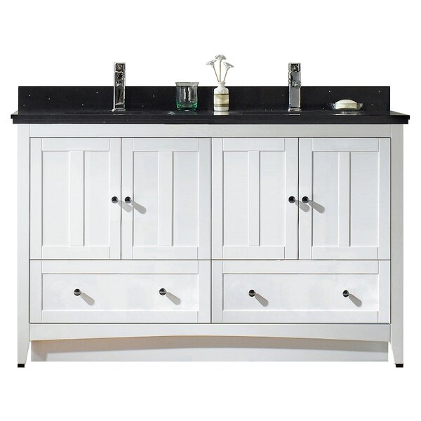Kester 60 Double Bathroom Vanity Set by Darby Home Co