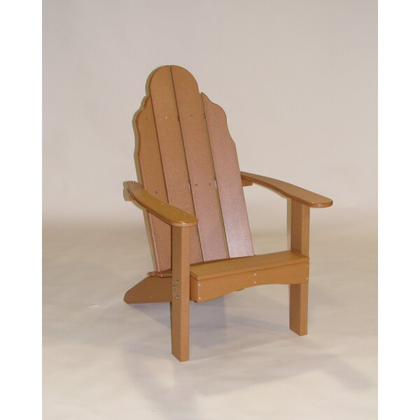 Traditional Plastic Adirondack Chair by Tailwind Furniture