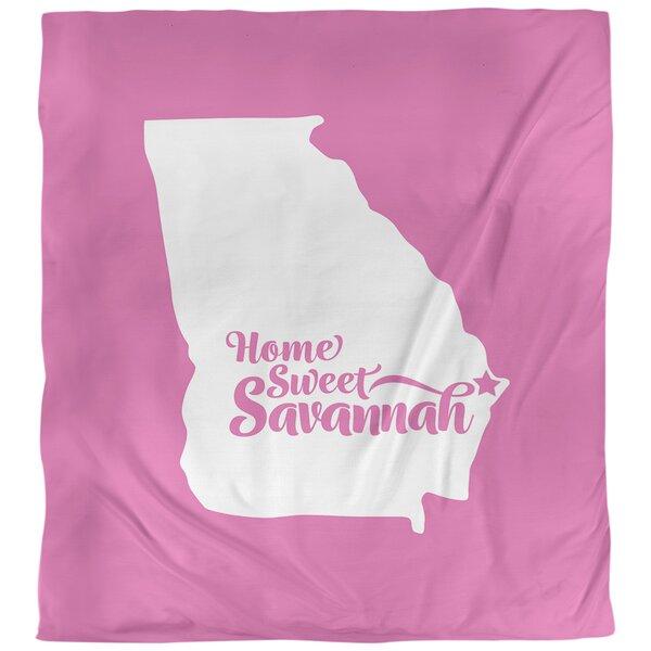 Savannah Georgia Duvet Cover