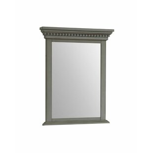 Top Reviews Ruthann Bathroom/Vanity Mirror By Ophelia & Co.