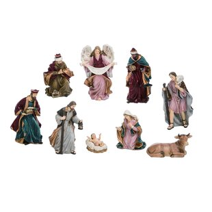 Black Nativity Set Christmas Figurines You Ll Love In 2021 Wayfair