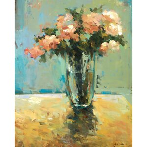 'Fresh Cuts 3' by Elinor Luna Painting Print on Wrapped Canvas by Portfolio Canvas Decor