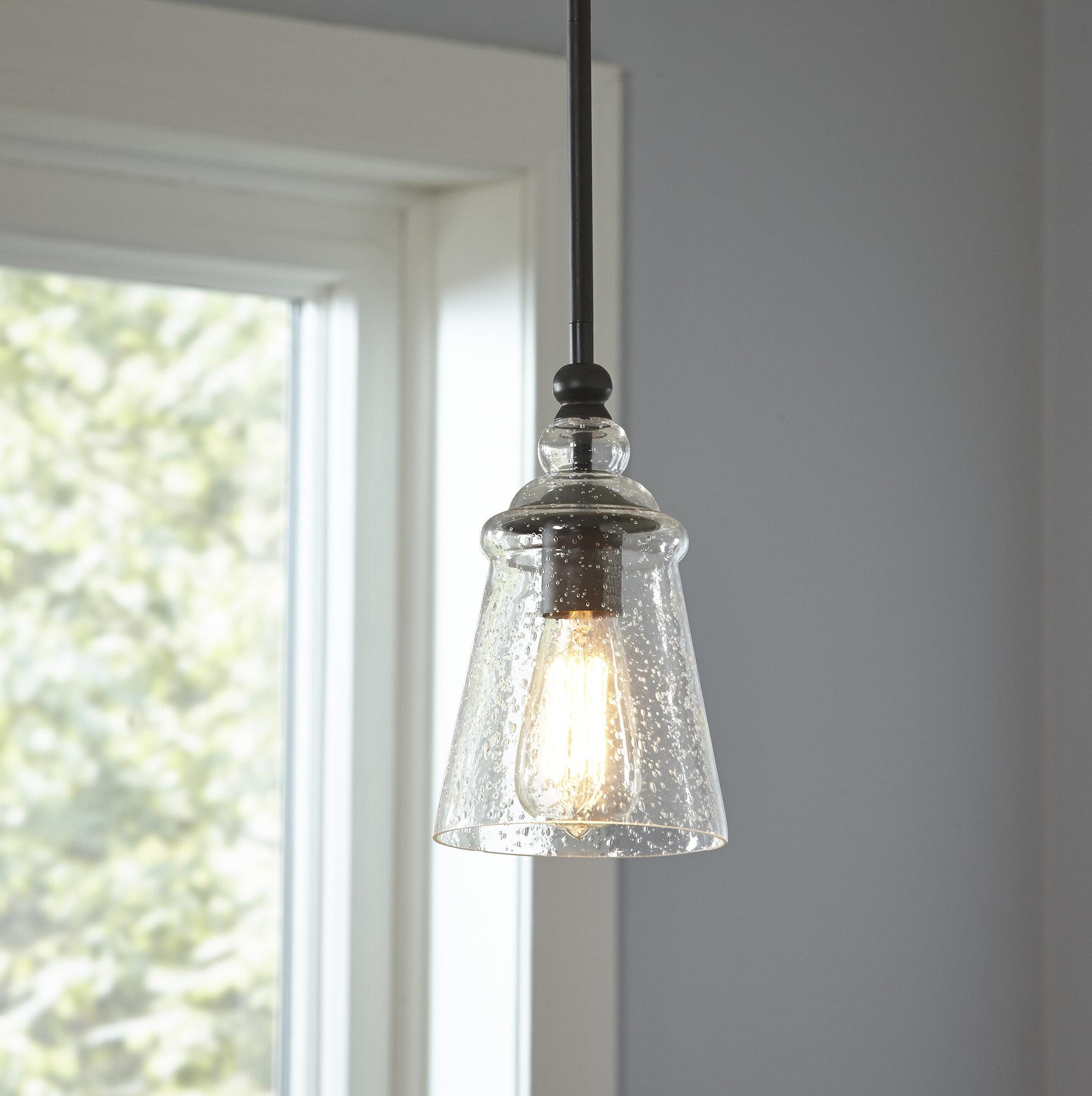 Birch Lane™ Sargent Light Bell Pendant & Reviews | Birch Lane