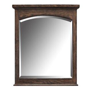 Compare Hausman Bathroom/Vanity Mirror Mirror ByAlcott Hill