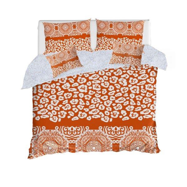 Aakas 5 Piece Sherpa Comforter Set