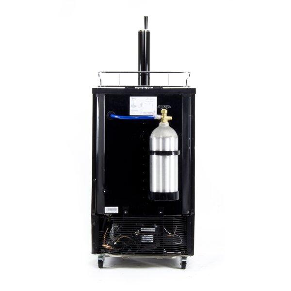 4.9 cu. ft. Single Tap Beer Dispenser by Equator