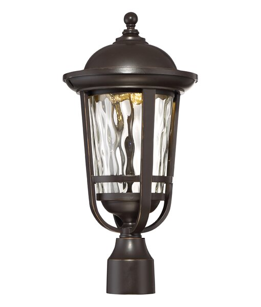 Westbrooke 1-Light LED Lantern Head by Designers Fountain