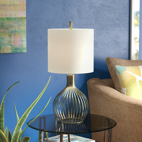 Bast 31 Table Lamp by Mercury Row
