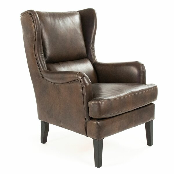 Kenery Wingback Chair by 17 Stories