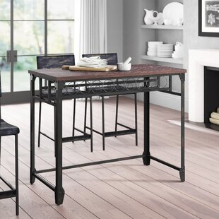 Top Reviews Fullerton Counter Height Dining Table By Greyleigh