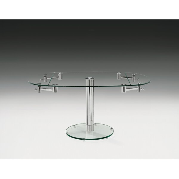 Stella Extendable Dining Table by Latitude Run
