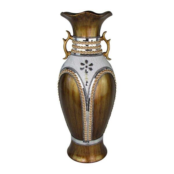 Elvin Floor Vase by Bloomsbury Market