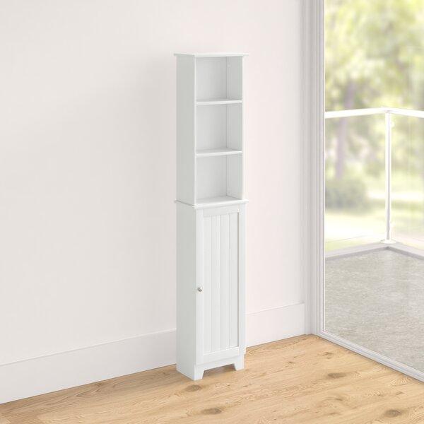 Ponte 13.38 W x 65 H x 8 D Linen Cabinet